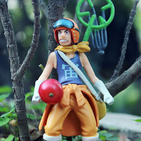 Usop by Benaya Agung - Artistic Objects Toys