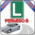 AutoescuelaFacil permiso B DGT icon