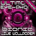 Pink Bionic Live Wallpaper logo