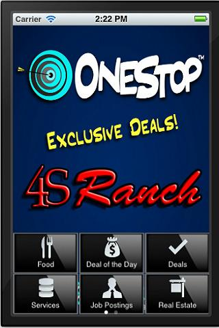 OneStop 4S Deals - screenshot