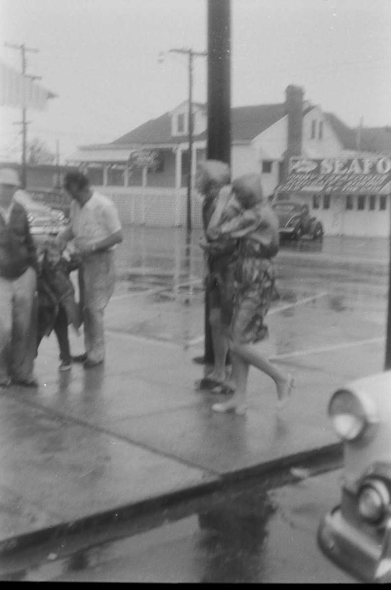 Hurricane Hazel In Washington, North Carolina