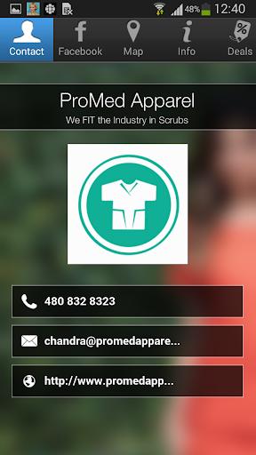 ProMed Apparel