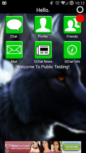 【免費社交App】SChat (Public Alpha)-APP點子