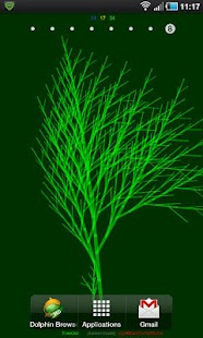 TreeOid Live Wallpaper Tree - screenshot thumbnail
