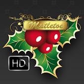 Mistletoe Selfie HD