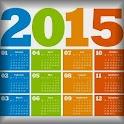 2015 Calendar Magic icon