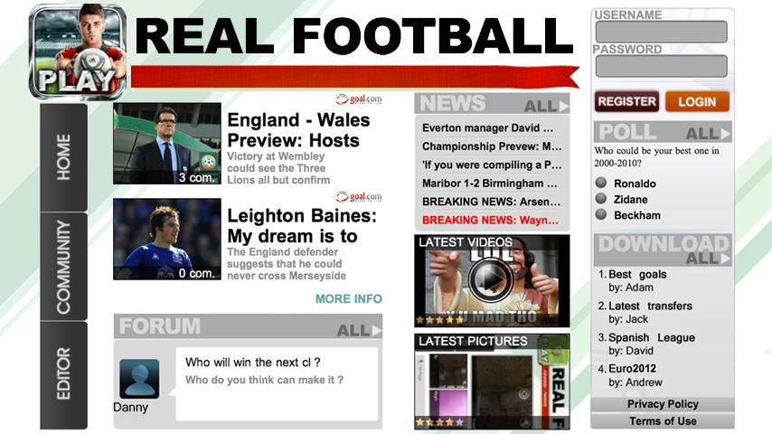 Real Football 2012 Screenshot 5