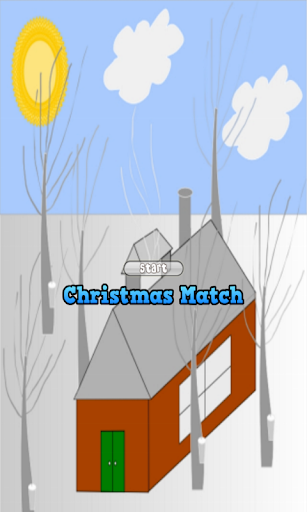 Christmas Match Ages 4+ FREE
