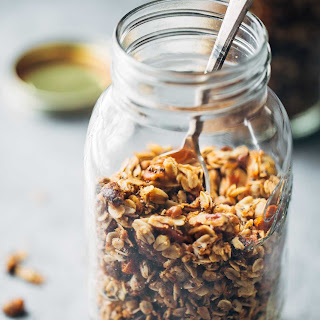 Our Favorite Coconut Oil Granola