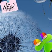 Go Galaxy S3 Theme Dandelion