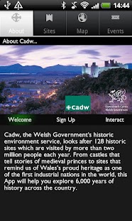 Cadw - screenshot thumbnail