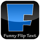 Funny Flip Text