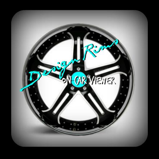 Design Rims - On Car Viewer LOGO-APP點子