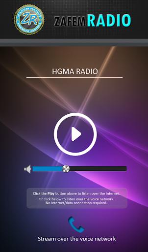 HGMA RADIO