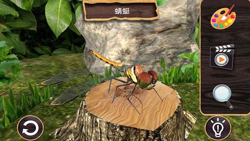 活着的昆虫