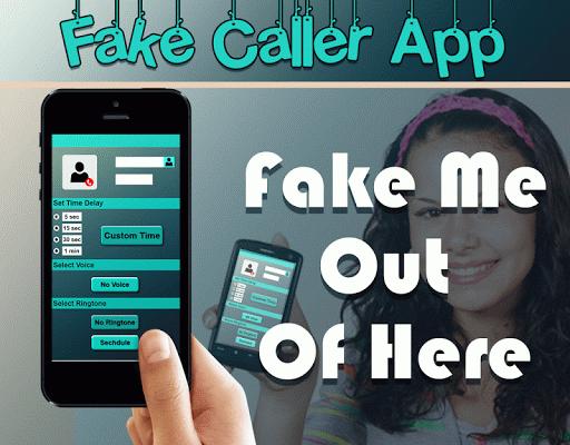 Fake Caller App Prank