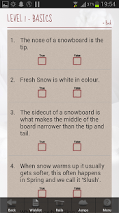 Trick Bag Snowboarding Free- screenshot thumbnail