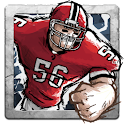Mobile Linebacker – Football logo