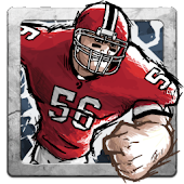 Mobile Linebacker - Football