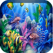 Aquarium 3D Live Wallpaper
