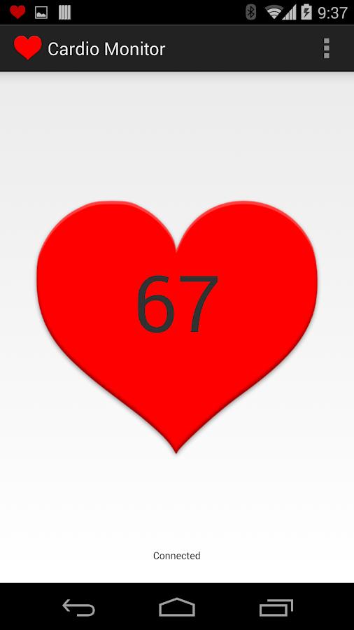 Bluetooth heart rate monitor app / Computer repair boston