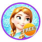 New Snow Girl Princess Match