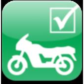 Teoriprøven til motorcykel
