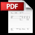 Invoice2pdf icon
