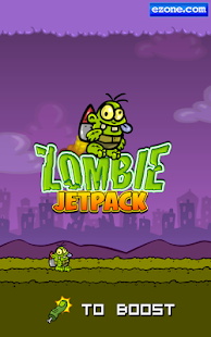 Zombie Jetpack- screenshot thumbnail