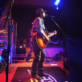 Casey Donahew in Concert by Kristin Cheatwood - Instagram & Mobile iPhone