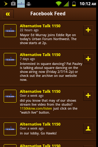 Alternative Talk 1150- screenshot