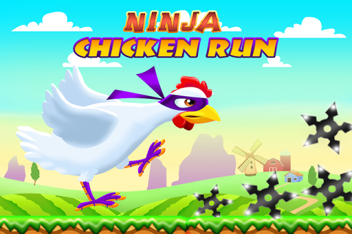 Ninja Chicken Run