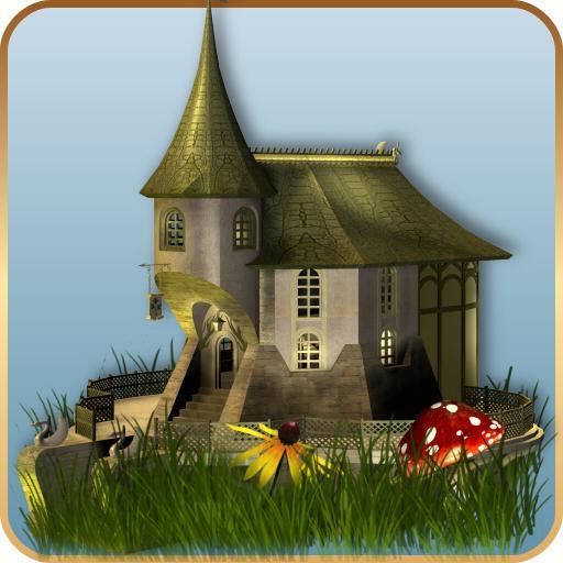 頂點+ GO:童話村 LOGO-APP點子