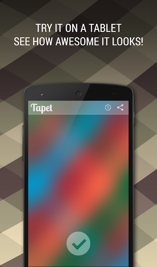 Tapet - HD Material Wallpapers - screenshot