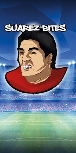 Suarez Bites - WC FIFA Fever
