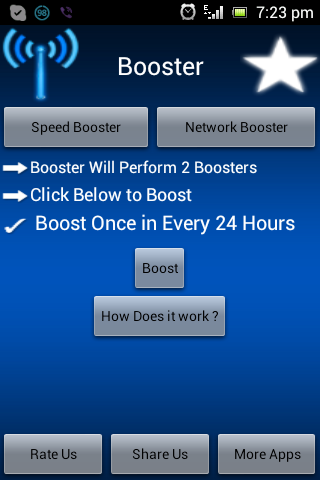 Cache Cleaner - Speed Booster - screenshot