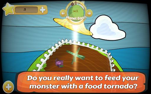 Monsters Feed Simulator World