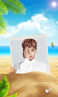 BigBang G-Dragon wallpaper v11