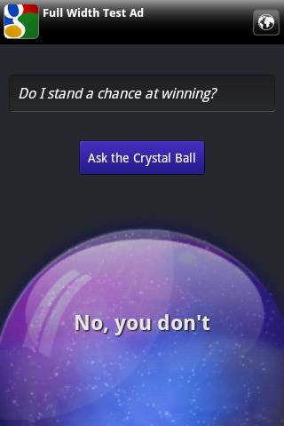 Crystal Ball - screenshot
