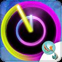 Free Custom Clock Widget icon