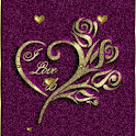 Romantic Message Live Wallpape
