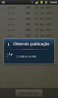 Screenshot of Diário Insular Download