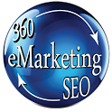 360 eMarketing SEO icon
