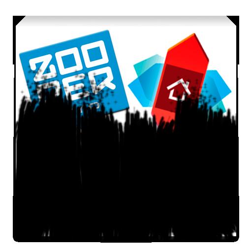 Preto ZW Theme LOGO-APP點子