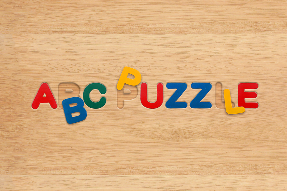 ABCPuzzle for Kids- screenshot