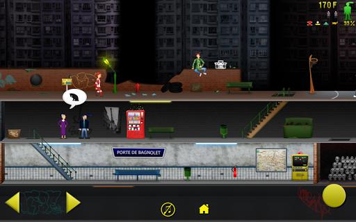 【免費街機App】Billy la Banlieue... Run Again-APP點子