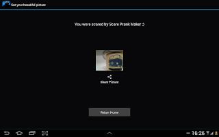 Screenshot of Hidden Camera • Scare Prank