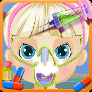 Baby Games - Sick Girl 角色扮演 App LOGO-APP開箱王