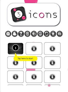 3 Icons 1 Word - Mind Puzzle- screenshot thumbnail