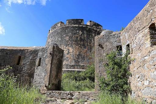 Curacao-fort-2 - Eight of Curacao's forts — relics of centuries past when the island had to ward off pirates and privateers — still stand.